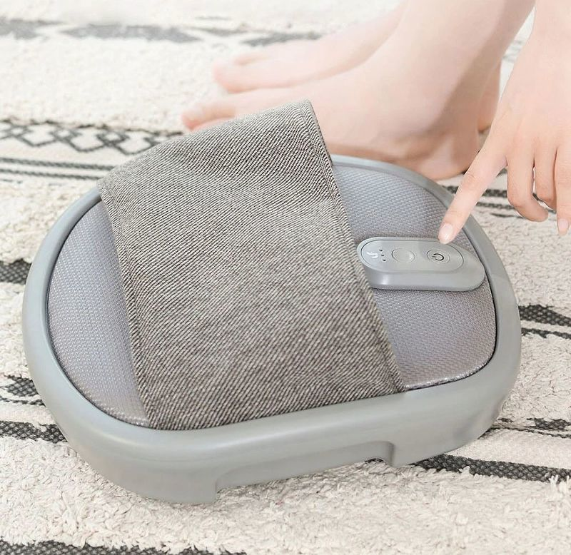 Массажер для ног Xiaomi LeFan Foot Massage (серый) 1